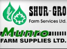 Shur-Gro Farm Supplies & Munro Farm Services